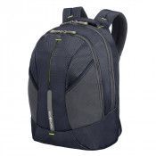 Samsonite 4Mation Laptop Backpack L Expandable Midnight Blue/ Yellow