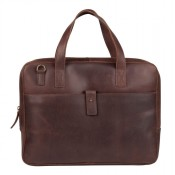 Burkely Vintage Noa Little Worker Schoudertas Dark Brown 793322