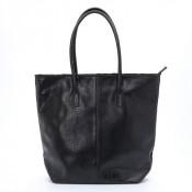 Zebra Trends Natural Bag Kartel Rits Black Print