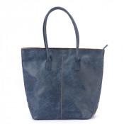 Zebra Trends Natural Bag Kartel Rits Navy