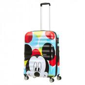 American Tourister Wavebreaker Disney Spinner 67 Mickey Close-Up