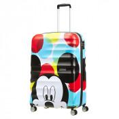 American Tourister Wavebreaker Disney Spinner 77 Mickey Close-Up
