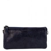 Burkely Lizard Mini Bag Schoudertas Blue 871080