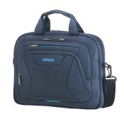 """American Tourister AT Work Laptop Bag 13.3""""-14.1"""" Midnight Navy"""