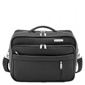 Travelite Capri Boardbag Horizontal Schoudertas Black