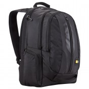 "Case Logic RBP-217 17.3"" Laptop Backpack Black"