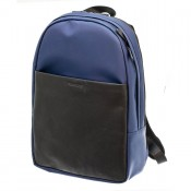 "Davidt's Berkeley Back Bag 15"" Navy"