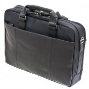 "Davidt's Berkeley Laptopbag 17"" Black"
