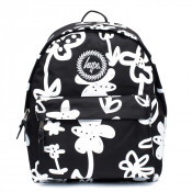 Hype Rugzak Hand Style Floral Black/ White