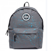 Hype Speckle Rugzak Grey/ Blue Metallic