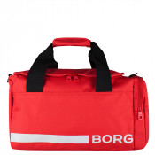 Bjorn Borg Baseline Sports Bag Red