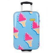 BHPPY Handbagage Koffer 55 Soft Ice