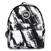 Hype Rugzak Brushed Black/ White