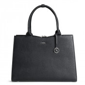 "Socha Businessbag Straight Line 14-15.6"" Black"