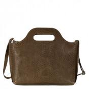 Myomy My Carry Bag Mini Anaconda Taupe