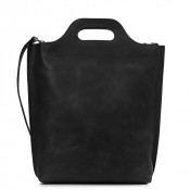 Myomy My Carry Bag Shopper Hunter Off-Black