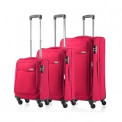 CarryOn Air 3-Delige Kofferset Cherry Red