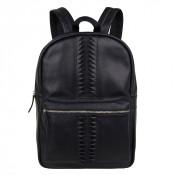 "Cowboysbag Bag Afton Laptop Rugzak 15.6"" Black 2040"