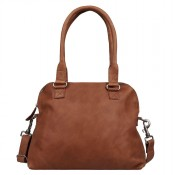 Cowboysbag Bag Carfin Schoudertas Cognac 1645