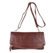Cowboysbag Schoudertas Bag Ikley 1392 Cognac