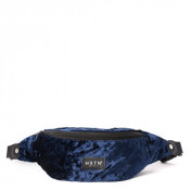 HXTN Supply One Bumbag Heuptas Crushed Velvet Navy