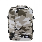 CabinZero Classic Mini 28L Ultra Light Cabin Bag Grey Camo