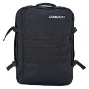 CabinZero Military 44L Lightweight Cabin Bag Absolute Black