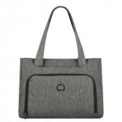 "Delsey Esplanade Business Shopping Bag 14.1"" Anthracite"