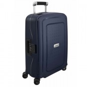Samsonite S'Cure Deluxe Spinner 55 Midnight Blue