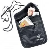 Deuter Security Wallet Portemonnee II Black