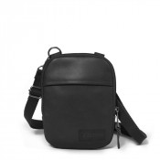 Eastpak Buddy Schoudertas Black Ink Leather