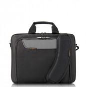 "Everki Advance Laptop Bag Briefcase 14.1"" Black"