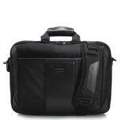 "Everki Versa Premium Laptop Briefcase 17.3"" Black"