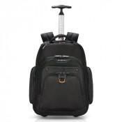 "Everki Atlas Wheeled Laptop Backpack 13-17.3"" Black"