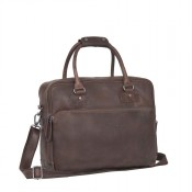 "Chesterfield Laptoptas Business London Elvy 15.4"" Brown"