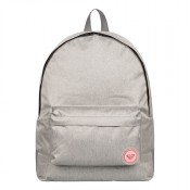 Roxy Sugar Baby Solid Backpack Heritage Heather