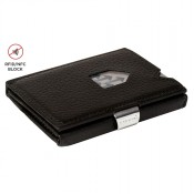 Exentri Wallet met RFID Bescherming Black Structure
