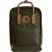 "FjallRaven Kanken No. 2 Laptop 15"" Rugzak Dark Olive"