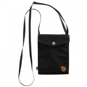 FjallRaven Pocket Schoudertas Black
