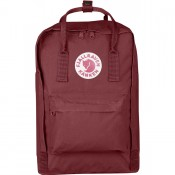 "FjallRaven Kanken Laptop 15"" Rugzak Ox Red"