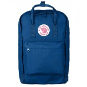 "FjallRaven Kanken Laptop 17"" Rugzak Lake Blue"