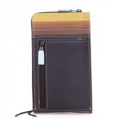 Mywalit Neck Purse/ Wallet Portemonnee Mocha
