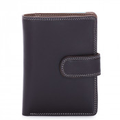 Mywalit Medium Snap Wallet Portemonnee Mocha