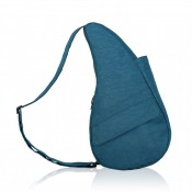 The Healthy Back Bag The Classic Collection Textured Nylon S Turkish Blue
