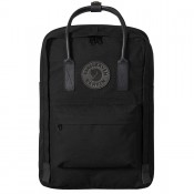 "FjallRaven Kanken No. 2 Laptop 15"" Rugzak Black Edition"