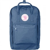"FjallRaven Kanken Laptop 17"" Rugzak Blue Ridge"