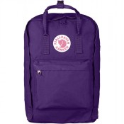 "FjallRaven Kanken Laptop 17"" Rugzak Purple"