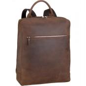 Leonhard Heyden Salisbury Backpack Brown 7669