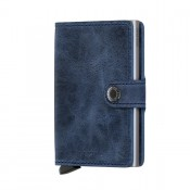 Secrid Mini Wallet Portemonnee Vintage Blue