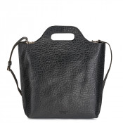 Myomy My Carry Bag Shopper Medium Bubble Black